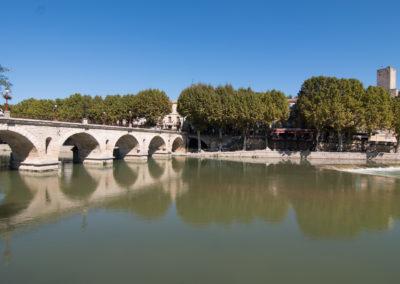 Le Pont Romain sur le Vidourle