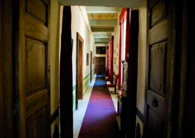 Couloir appartements d'hiver