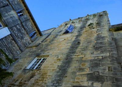 La tour du pigeonnier