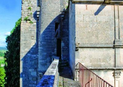 La tour de Montredon