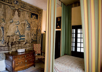 La chambre de Saint Louis